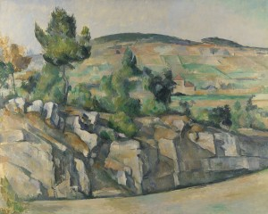 Paul Cézanne, 1839 - 1906 Hillside in Provence about 1890-2 Oil on canvas, 63.5 x 79.4 cm Bought, Courtauld Fund, 1926 NG4136 http://www.nationalgallery.org.uk/paintings/NG4136